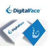 Digital Face Logo - Entry #32