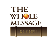 The Whole Message Logo - Entry #92