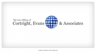 Law Office of Cortright, Evans and Associates Logo - Entry #8