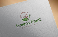 Greens Point Catering Logo - Entry #155