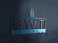 BWT Concrete Logo - Entry #260