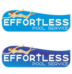 Effortless Pool Service Logo - Entry #5