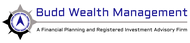 Budd Wealth Management Logo - Entry #83