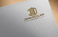 John McClain Design Logo - Entry #82