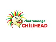 Chattanooga Chilihead Logo - Entry #144