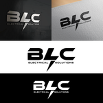 BLC Electrical Solutions Logo - Entry #238