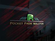 Pocket Form Isolator Logo - Entry #186