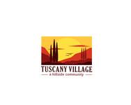 Tuscany Village Logo - Entry #131