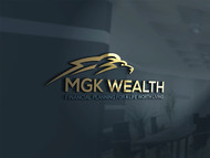 MGK Wealth Logo - Entry #301