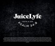 JuiceLyfe Logo - Entry #550