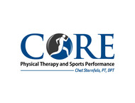 Core Physical Therapy and Sports Performance Logo - Entry #141