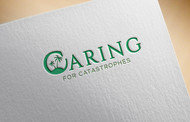 CARING FOR CATASTROPHES Logo - Entry #50