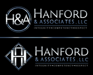 Hanford & Associates, LLC Logo - Entry #184