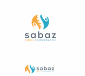 Sabaz Family Chiropractic or Sabaz Chiropractic Logo - Entry #63
