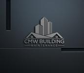 CMW Building Maintenance Logo - Entry #84