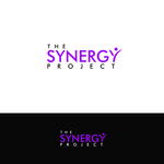 """The Synergy Project"" and place the word ""season three"" underneath in smaller front either as "" season 3"" or ""season three"" Logo - Entry #54"
