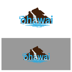 ohawai  (It's important to use all the punctuation as it is shown in the attached pic) Logo - Entry #44