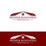 Premier Renovation Services LLC Logo - Entry #144