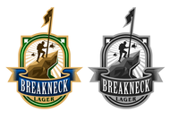 Breakneck Lager Logo - Entry #38