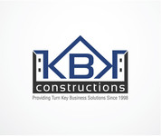 KBK constructions Logo - Entry #110