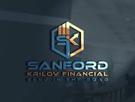 Sanford Krilov Financial       (Sanford is my 1st name & Krilov is my last name) Logo - Entry #269