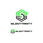 SILENTTRINITY Logo - Entry #257