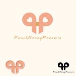 PeachHoneyPreemie Logo - Entry #12