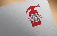 Acadiana Fire Extinguisher Sales and Service Logo - Entry #78