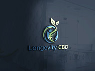 Longevity CBD Logo - Entry #128