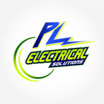 P L Electrical solutions Ltd Logo - Entry #77