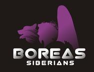 Siberian Husky Logo - Entry #84