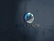 MGK Wealth Logo - Entry #88