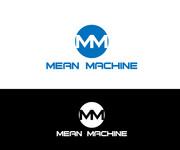 Mean Machine Logo - Entry #14