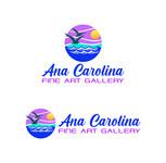 Ana Carolina Fine Art Gallery Logo - Entry #20