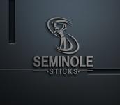 Seminole Sticks Logo - Entry #151