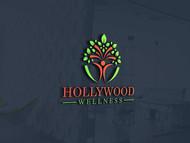 Hollywood Wellness Logo - Entry #128