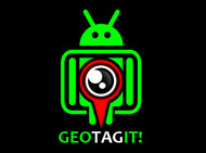 Android/iOS GPS/Photo tagging App Icon Logo - Entry #41