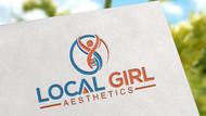 Local Girl Aesthetics Logo - Entry #98