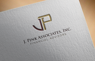 J. Pink Associates, Inc., Financial Advisors Logo - Entry #307