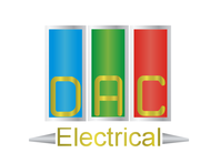 DAC Electrical Logo - Entry #32