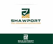 Shawport Civil Engineering Contractors Logo - Entry #14