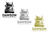 Dawson Transportation LLC. Logo - Entry #1