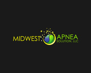 Midwest Apnea Solutions, LLC Logo - Entry #86