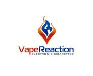 Vape Reaction Logo - Entry #160