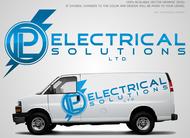 P L Electrical solutions Ltd Logo - Entry #111