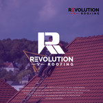 Revolution Roofing Logo - Entry #342