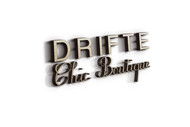 Drifter Chic Boutique Logo - Entry #377