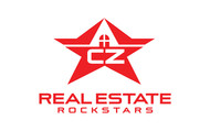 CZ Real Estate Rockstars Logo - Entry #127