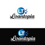 Loantopia Logo - Entry #149