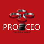 PRO2CEO Personal/Professional Development Company  Logo - Entry #98